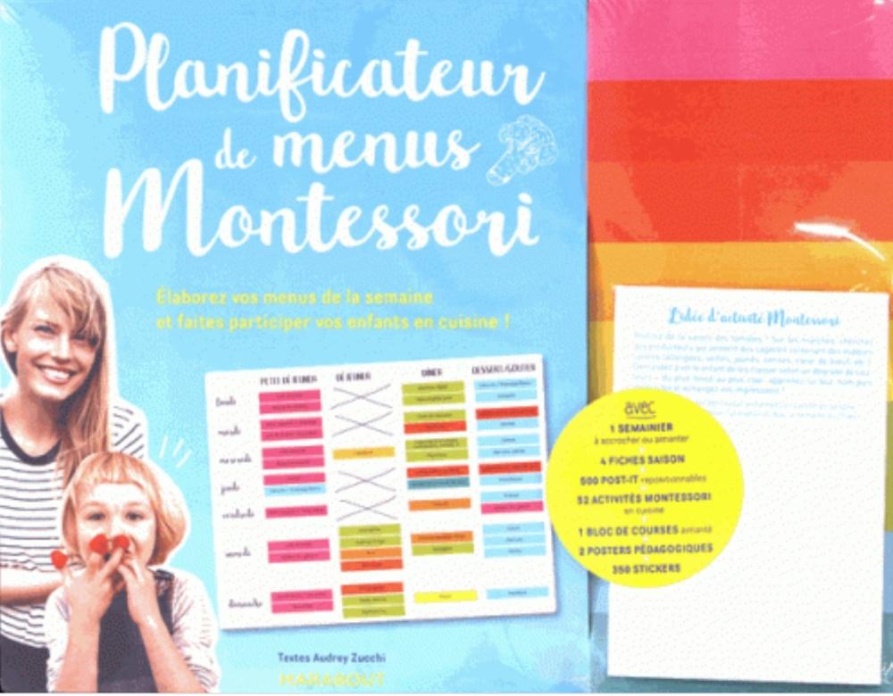 Planifier ses menus